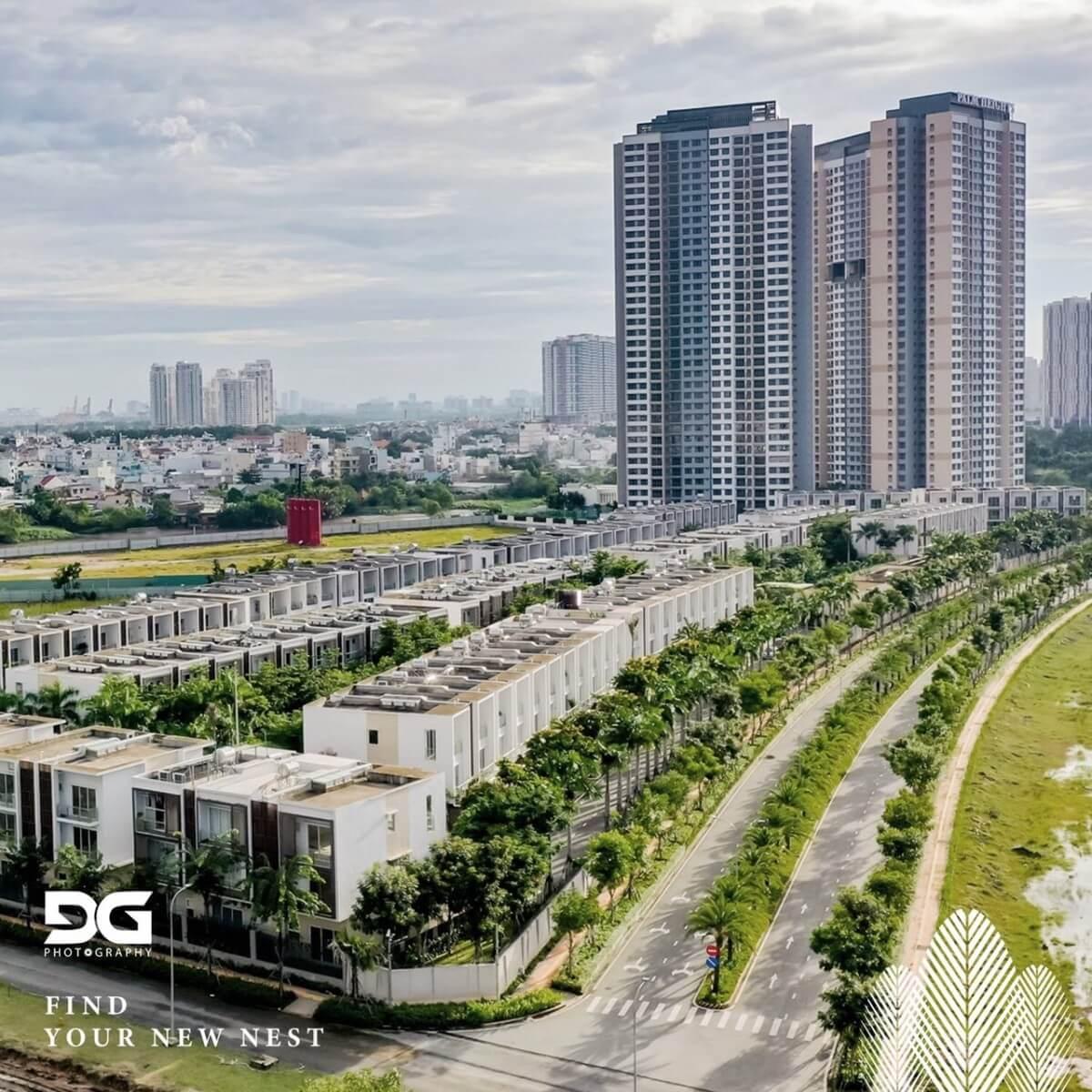 Biệt thự Palm Residences Quận 2