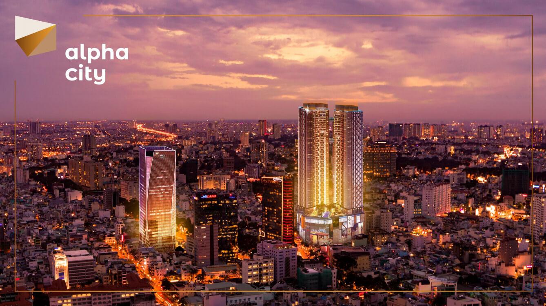 Dự án căn hộ Alpha City