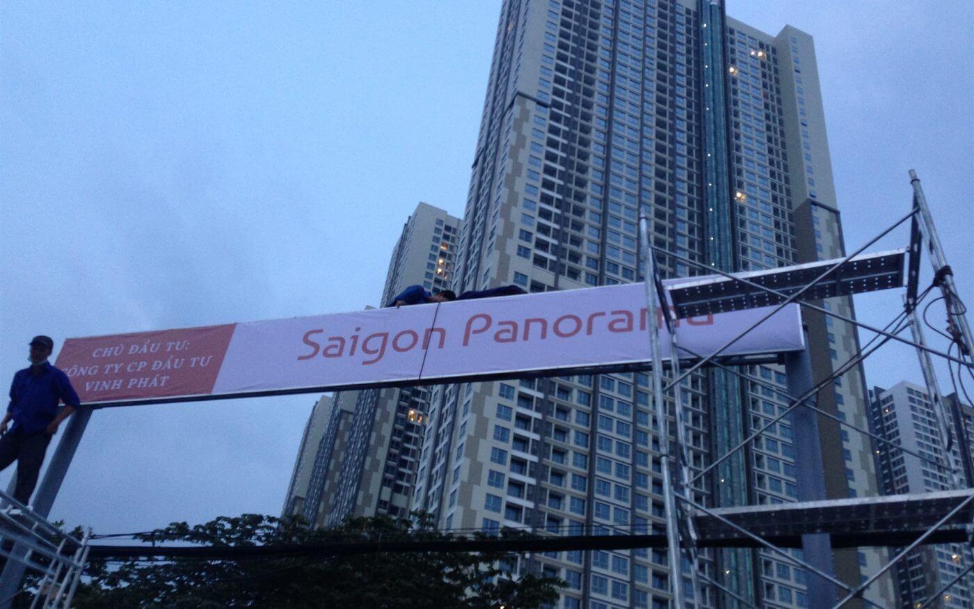 Dự án Saigon Panorama Bình Thạnh