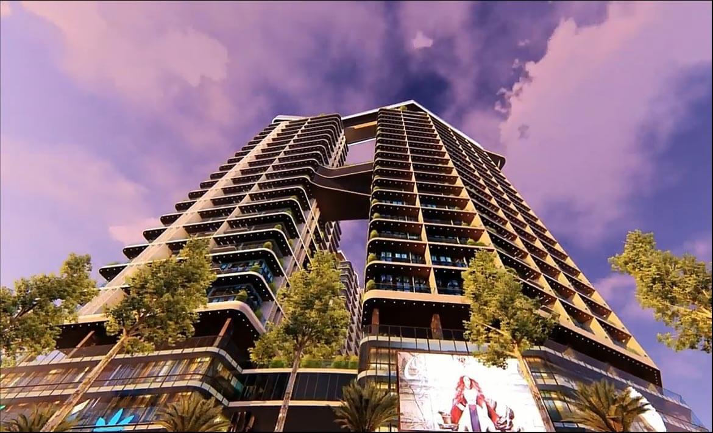Căn hộ sunshine legend sky villas