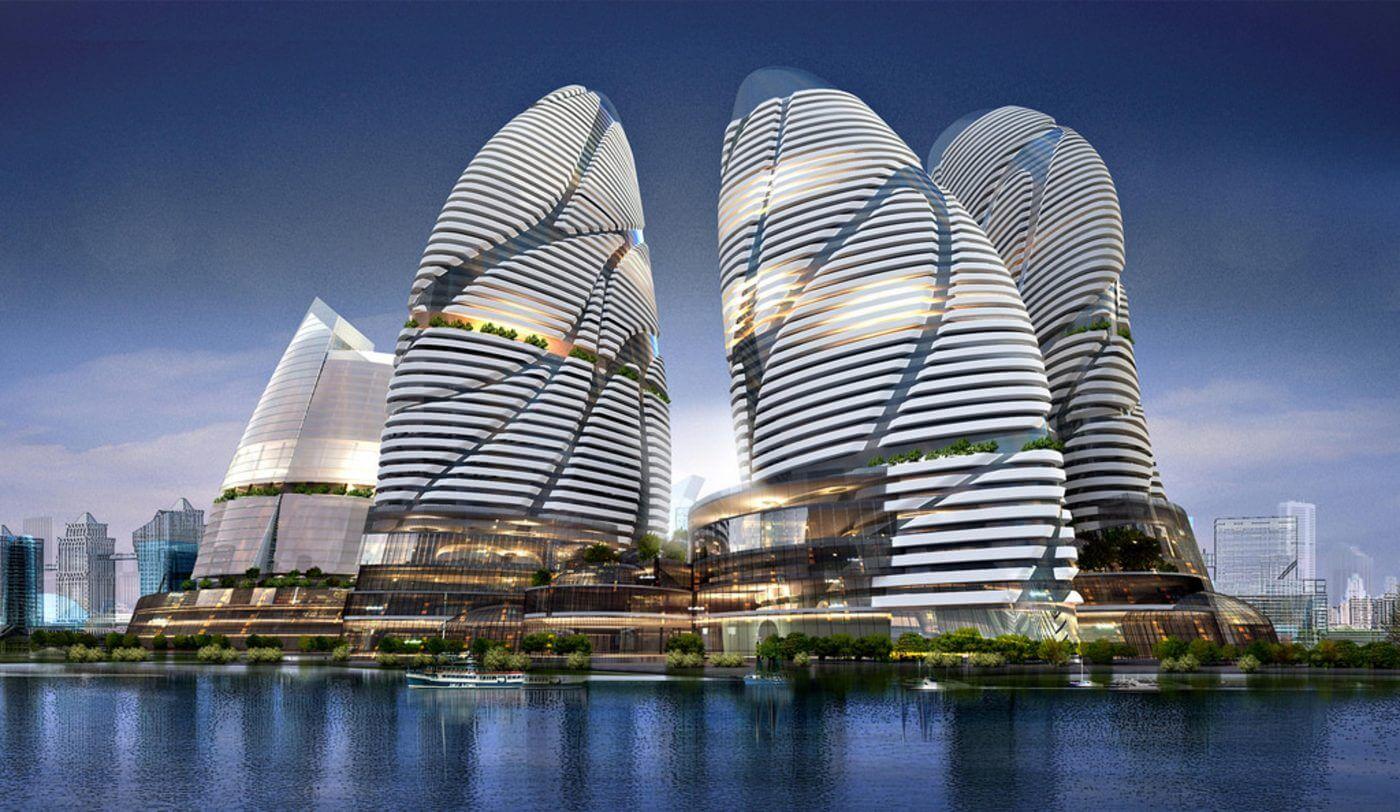 Phối cảnh Suoi Tien Complex