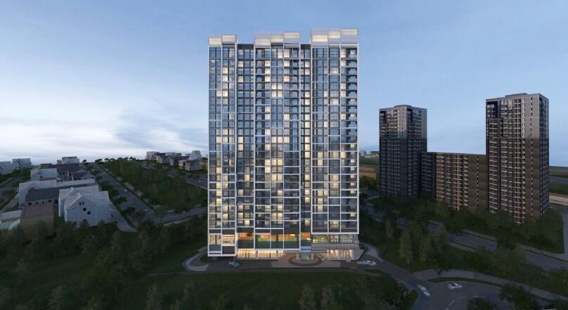 Dự án căn hộ Mozac Thảo Điền Sinapore Quận 2