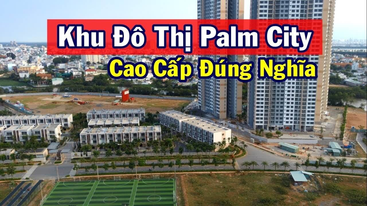 Dự án căn hộ Palm Spring Quận 2