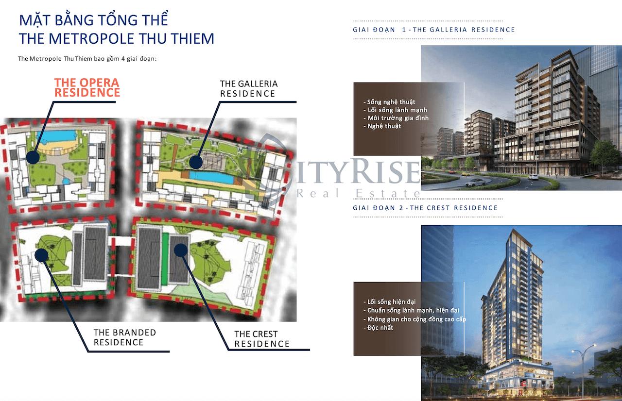 Thông tin dự án The Metropole Thủ Thiêm