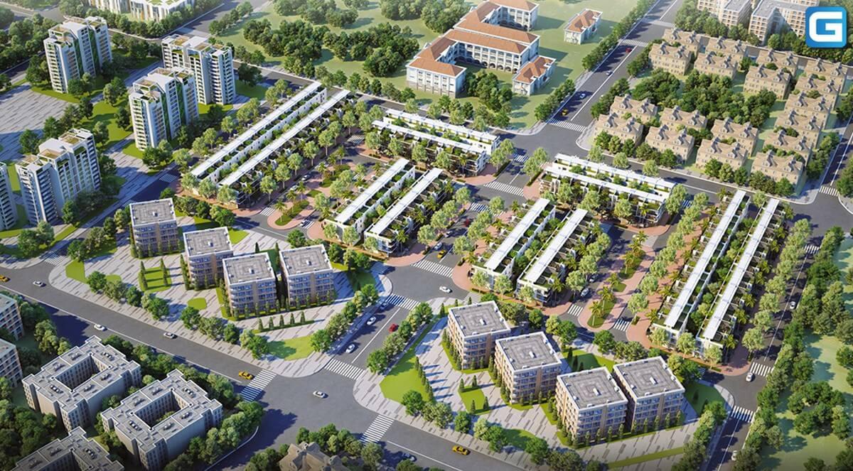 Dự án nhà phố An Phú New City