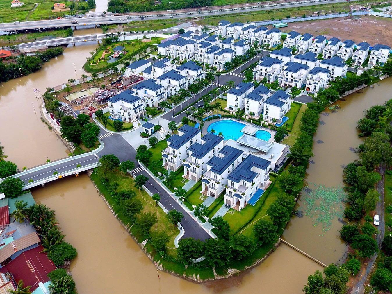 Dự án biệt thự The Venica Khang Điền Quận 9