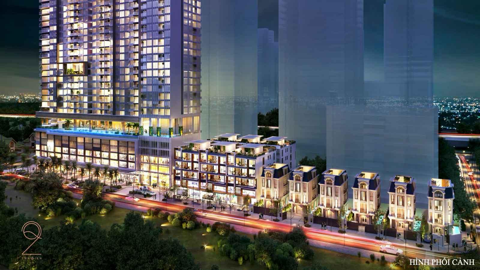 Nhà phố biệt thự Q2 THAO DIEN quận 2